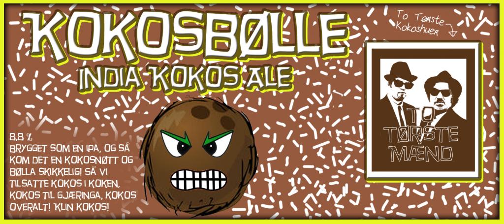kokosbølle